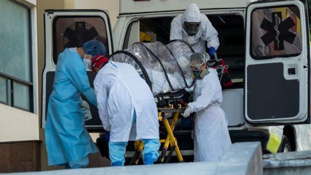 Mexicanos mueren por covid-19. Foto: Cuartoscuro
