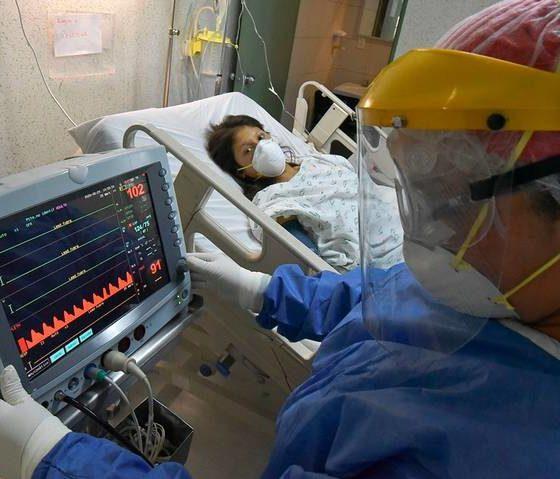 México cumple un año con el paciente cero de Covid-19. Foto: Cuartoscuro