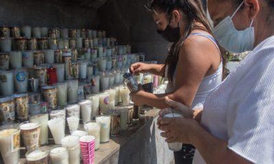 México supera las 180 mil muertes por Covid-19. Foto: Cuartoscuro