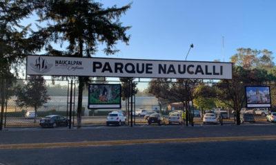 En semáforo rojo reabre parque Naucalli en Edomex