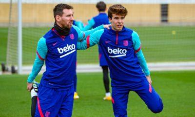 Pochettino pide respeto para Messi. Foto: Twitter Barcelona