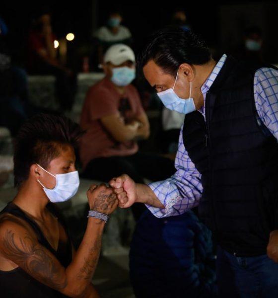 Querétaro se reúne con pandilleros. Foto: Especial