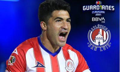 San Luis le pegó a Mazatlán. Foto: Liga MX