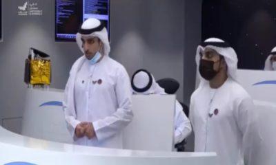 Concluye con éxito misión espacial árabe en Marte