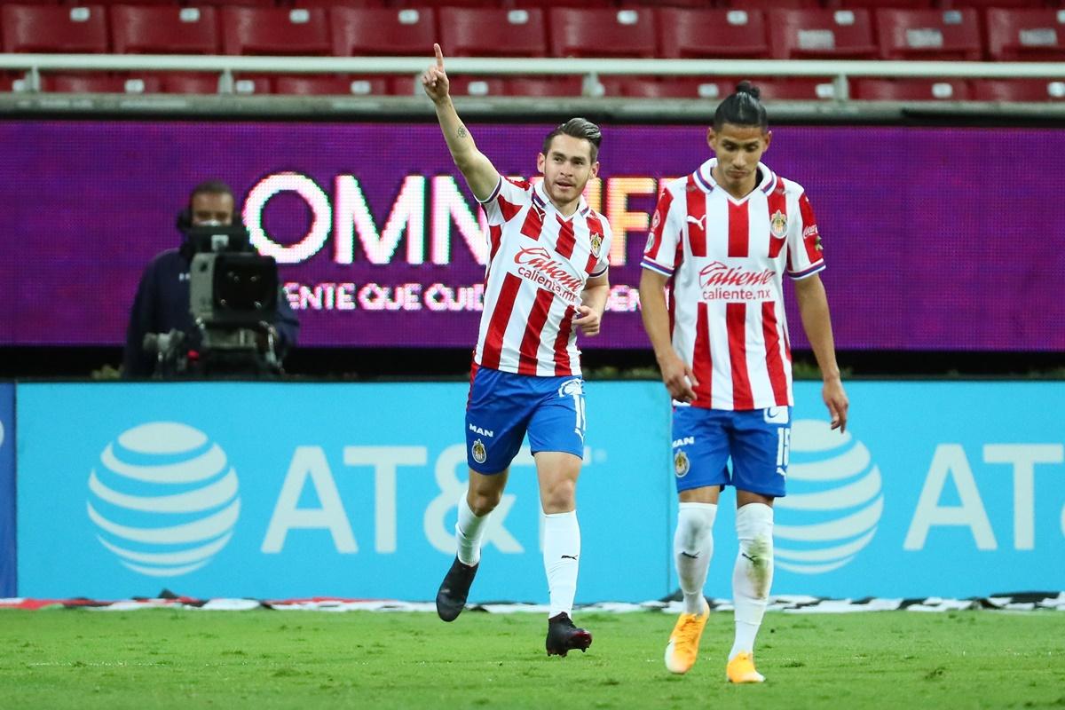 Sufrido empate de Chivas. Foto: Twitter Chivas