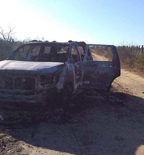 Identifican más cuerpos calcinados en Tamaulipas