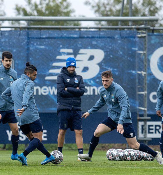 Tecatito, sin temor a Cristiano Ronaldo. Foto: Twitter Porto