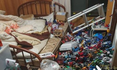 Terremoto en Japón. Foto: Twitter