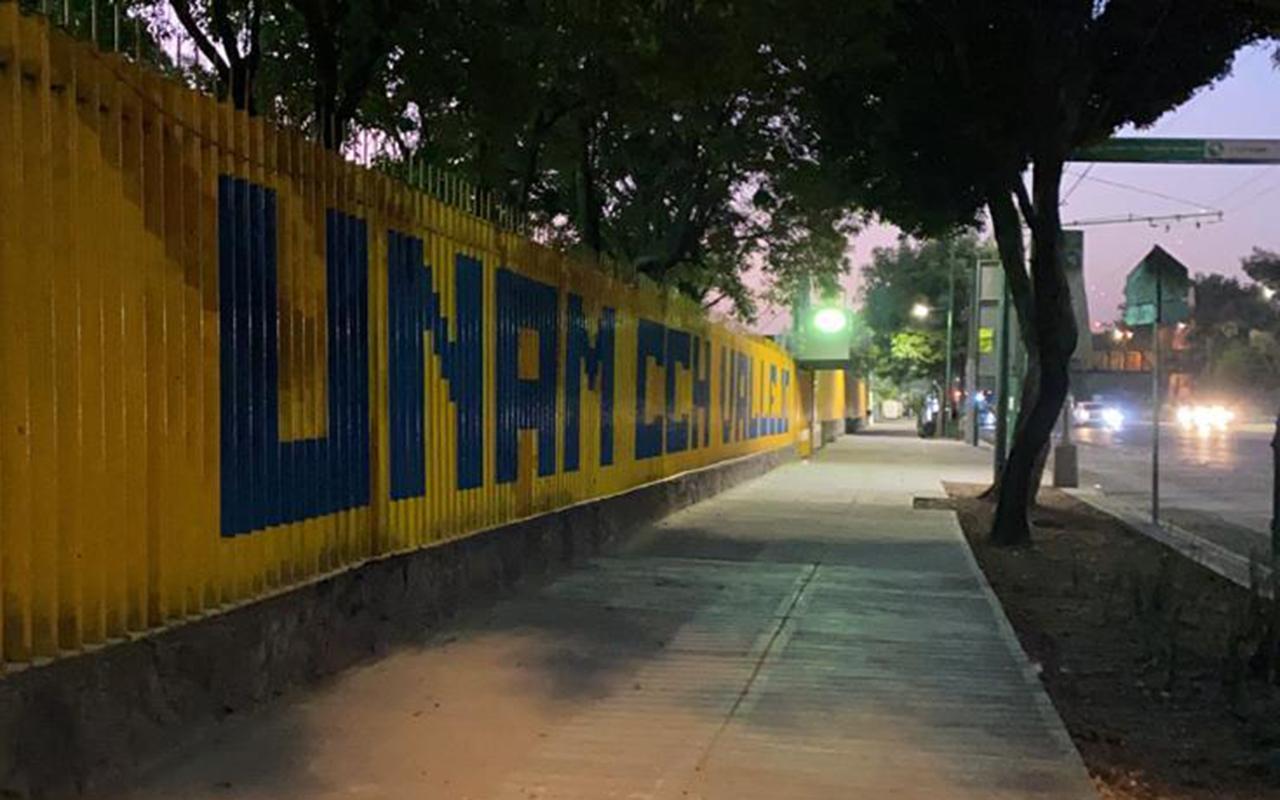 Encapuchados dejan CCH Vallejo; autoridades retoman instalaciones