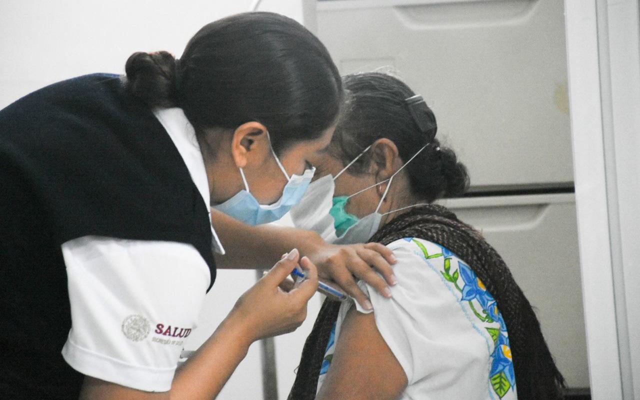 Adultos de 24 municipios del Edomex serán vacunados contra el Covid