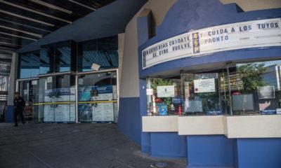 Abren cines y teatros en la Ciudad de México