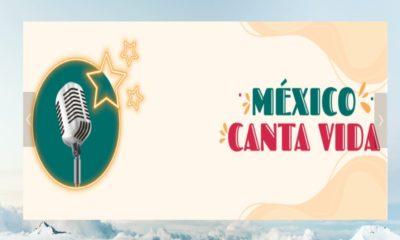 Concurso México Canta Vida