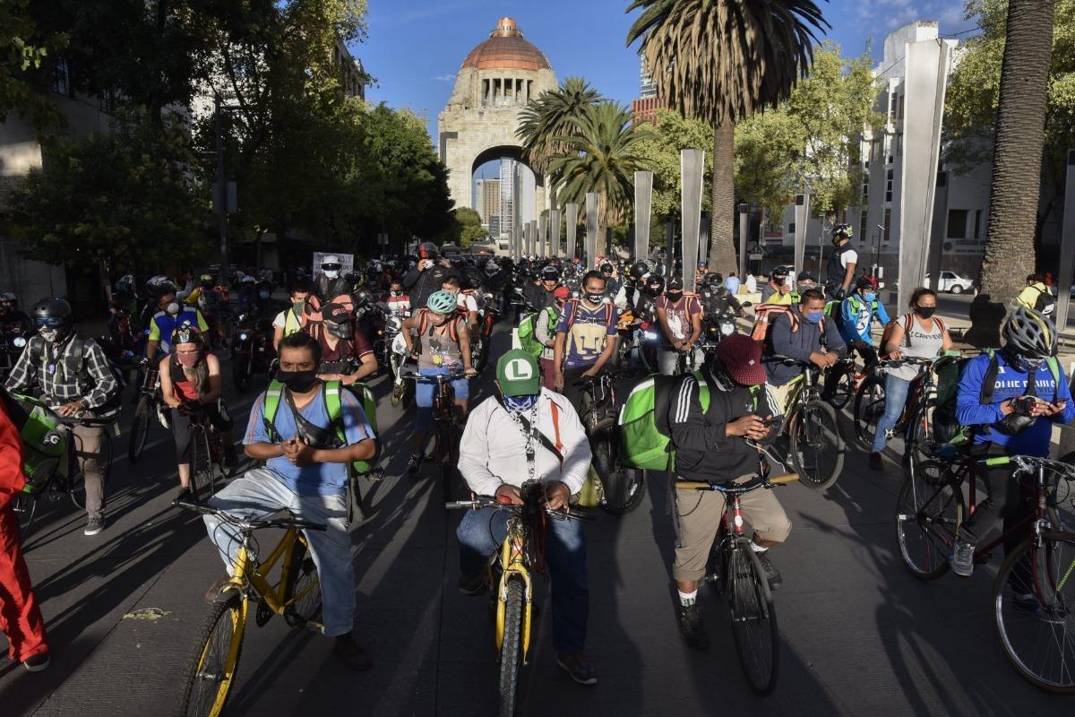 """Anuncian operativo especial por """"rodada ciclista"""" en la colonia Roma"""