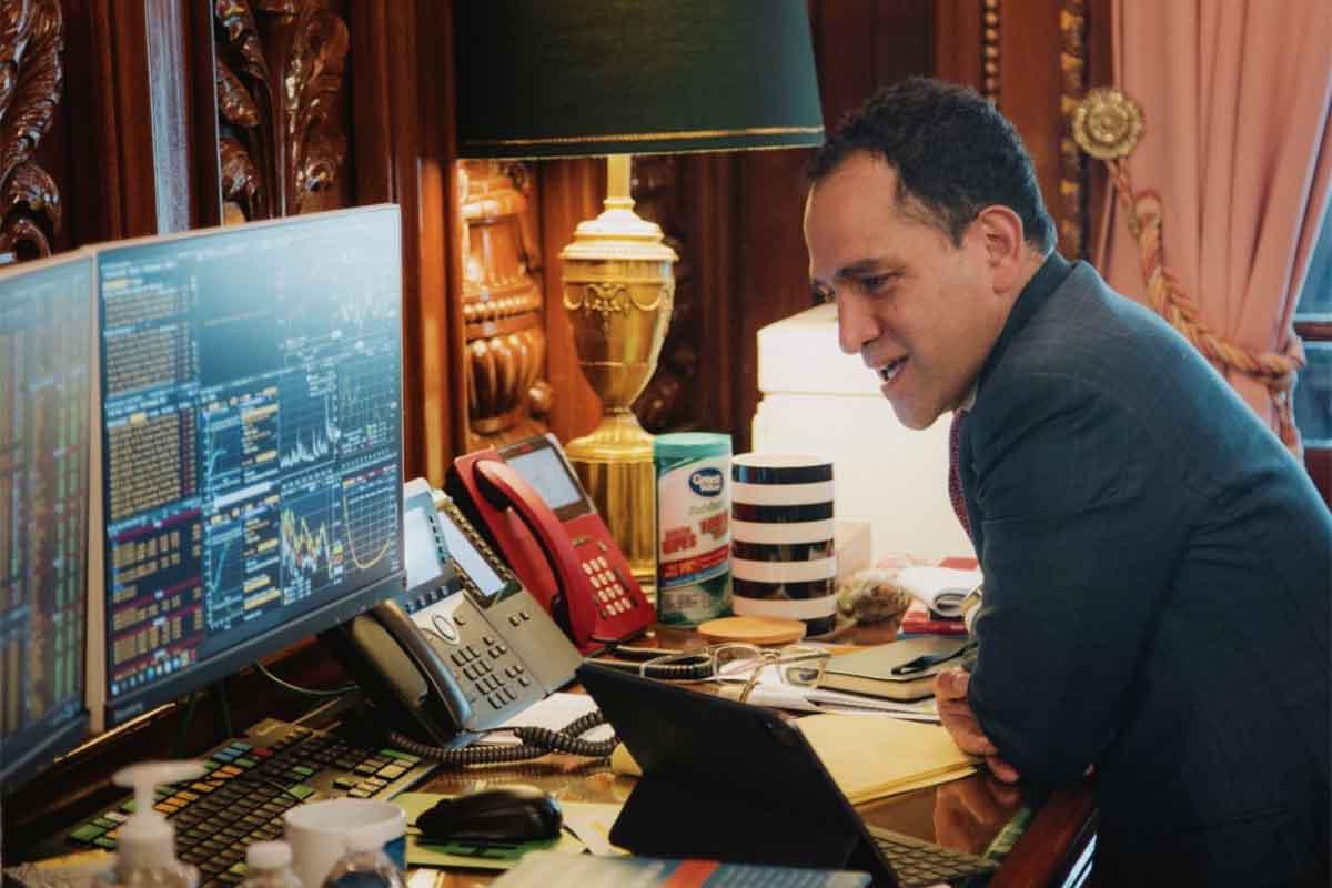 Arturo Herrera, titular de Hacienda (Twitter)
