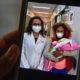 Brinda hospital materno visitas virtuales a familiares de pacientes