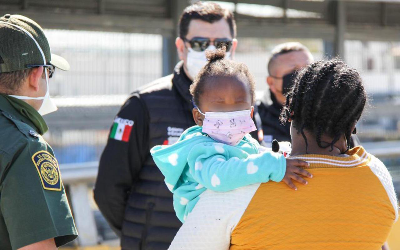 México entrega a menor chilena rescatada en el Río Bravo