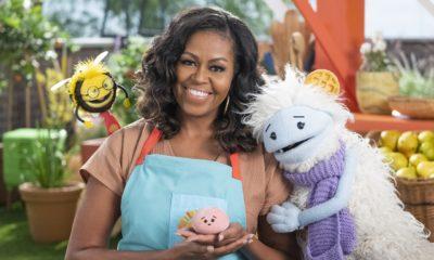 Michelle Obama en Netflix