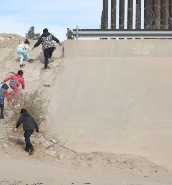 Frontera norte de México, peligro para migrantes