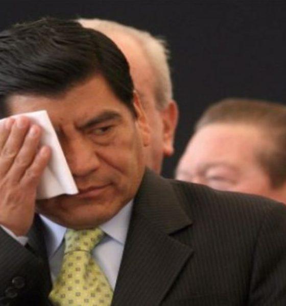 Niegan arraigo domiciliario al ex gobernador Mario Marín