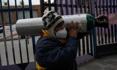 Devolver tanques de oxígeno salva vidas