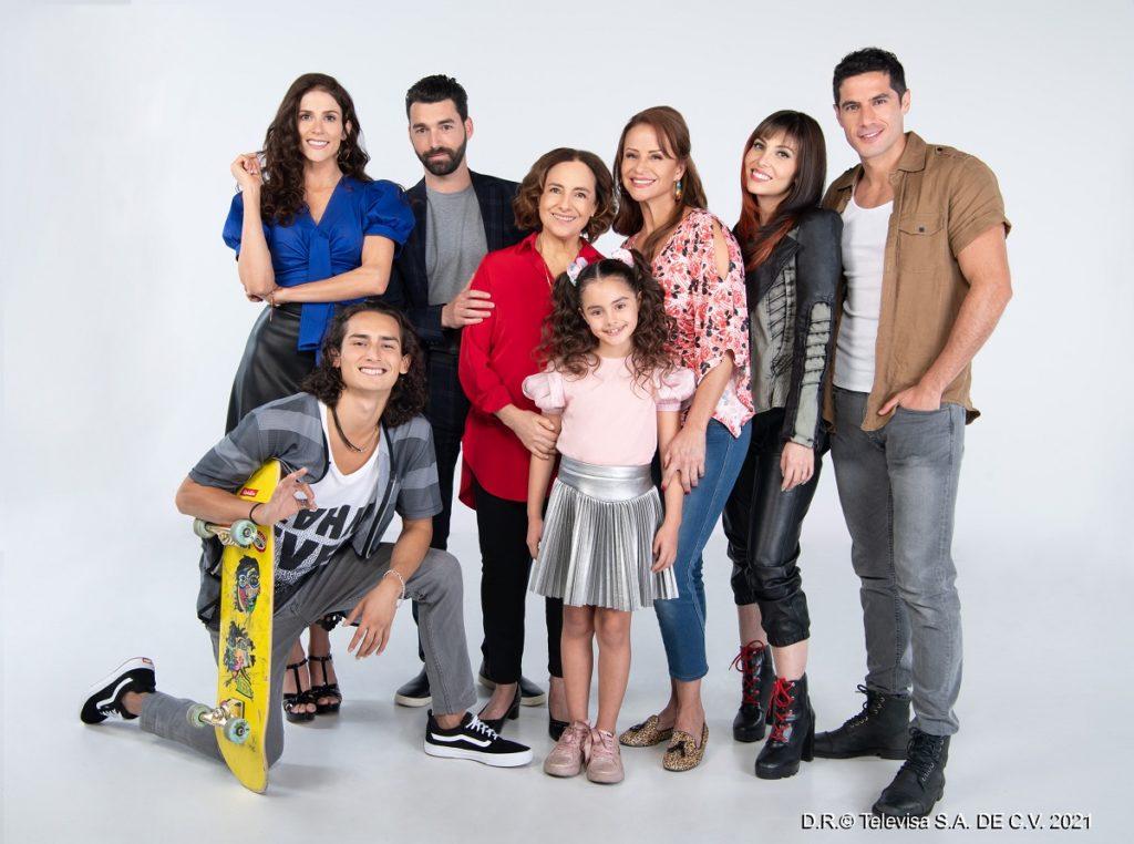 ¿Qué le pasa a mi familia?