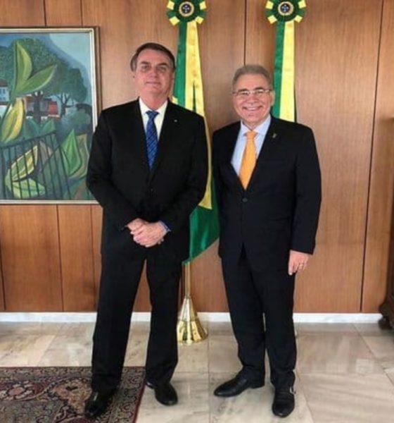 Bolsonaro cambia ministro de Salud por cuarta ocasión en pandemia