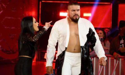 Andrade queda fuera de la WWE. Foto: Twitter
