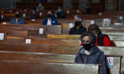 Arquidiócesis pide a los mexicanos que se cuide. Foto: Cuartoscuro