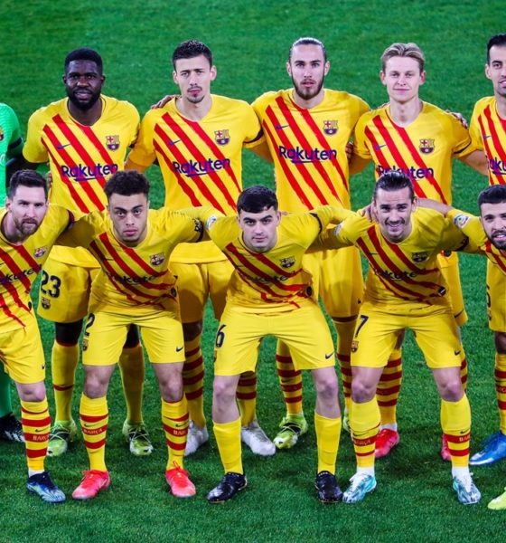Barcelona confía en remontar. Foto: Twitter Barcelona