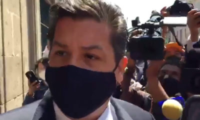 Cabeza de Vaca pide a AMLO respeto a soberanía