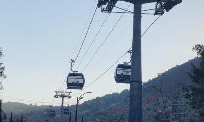 Viajes gratis por Cablebús en la Ciudad de México