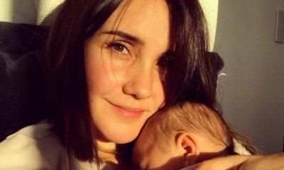 Dulce María Maternidad