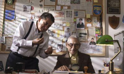 El agente Topo, de Chile, nominada al Oscar