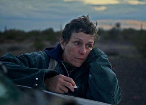 Nomadland favorita al Oscar