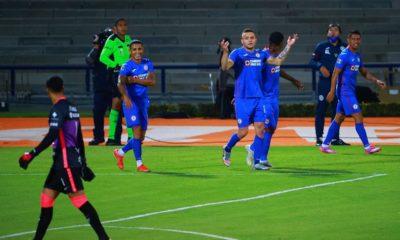 Cruz Azul se impuso a los Pumas. Foto: Twitter Cruz Azul