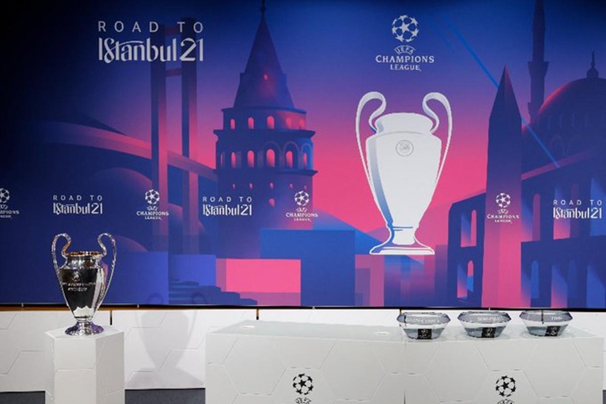 Definidas los cuartos de final de Champions League. Foto: Twitter UEFA