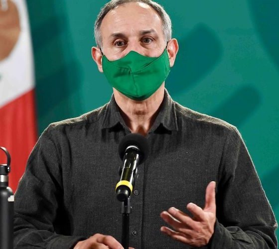 Denuncian a Hugo López-Gatell Ramírez. Foto: Cuartoscuro
