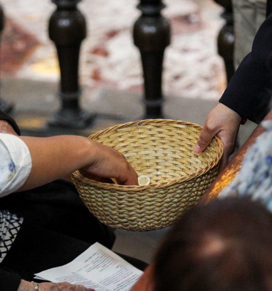 Diezmo es obligación de conciencia, recuerda Diócesis Mexicana