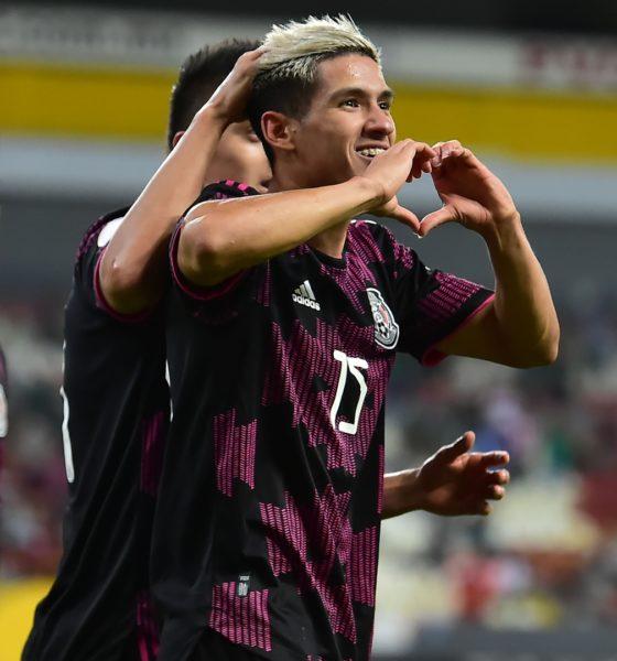 Domina la selección mexicana a Honduras. Foto: Twitter