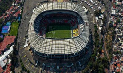 Estadio_Azteca_Sheinbaum_. Foto: Cuartoscuro
