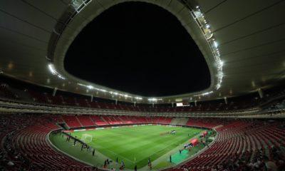 Estadios ya abrieron al público. Foto: Twitter estario Akron