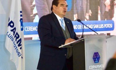 Atentan contra líder de la Coparmex en San Luis Potosí