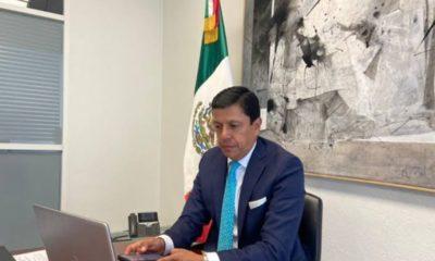 Renuncia Jefe de la Oficina de Marcelo Ebrard en la SRE