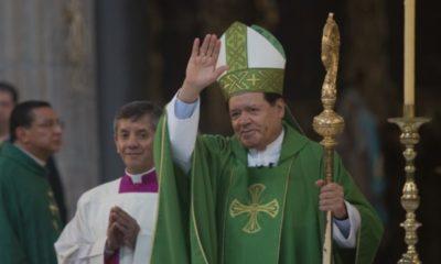 Dan de alta al cardenal emérito Norberto Rivera Carrera