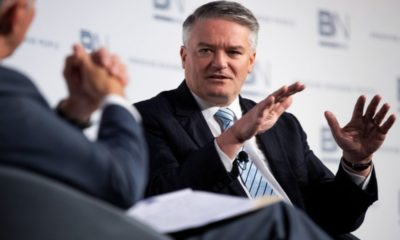Mathias Cormann, nuevo secretario general de la OCDE