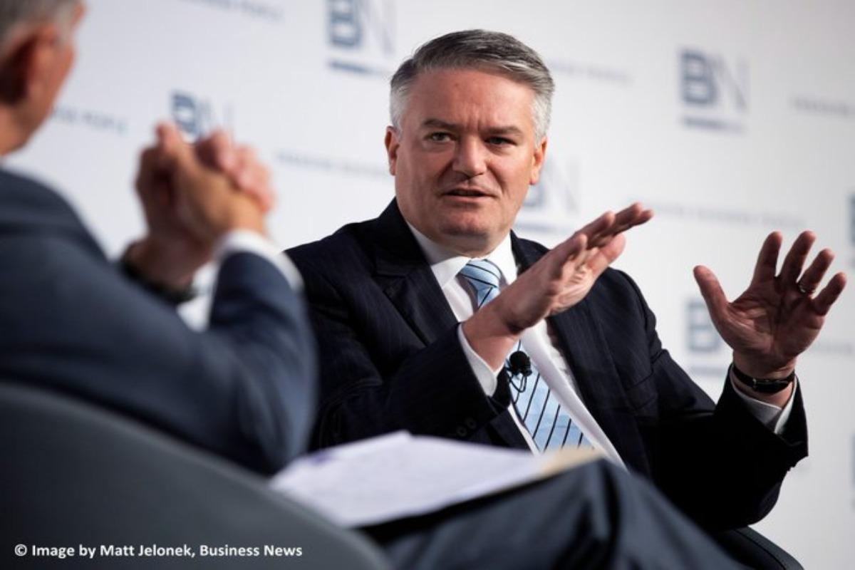 Mathias Cormann, nuevo secretario general de la OCDE
