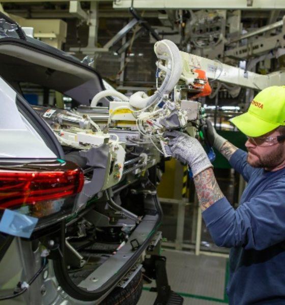 Honda y Toyota suspenden producción en México por falta de insumos