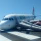 Avión presenta falla en tren de aterrizaje en aeropuerto de Puerto Vallarta