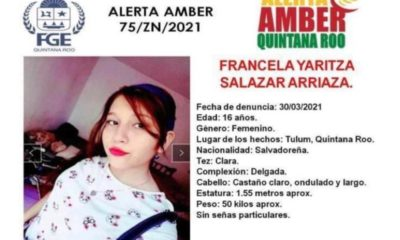 Activan Alerta Amber para localizar a hija de Victoria Esperanza Salazar