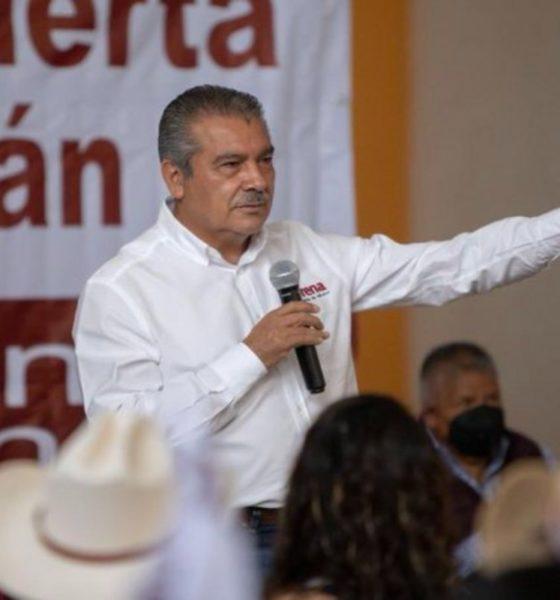 Retira INE candidatura de Morena al gobierno de Michoacán